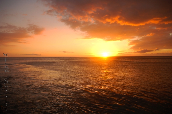 Hawaiian Sunset 1
