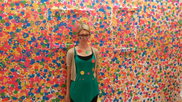 Camouflage in the  Obliteration Room