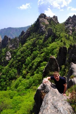 Dinosaur Ridge!