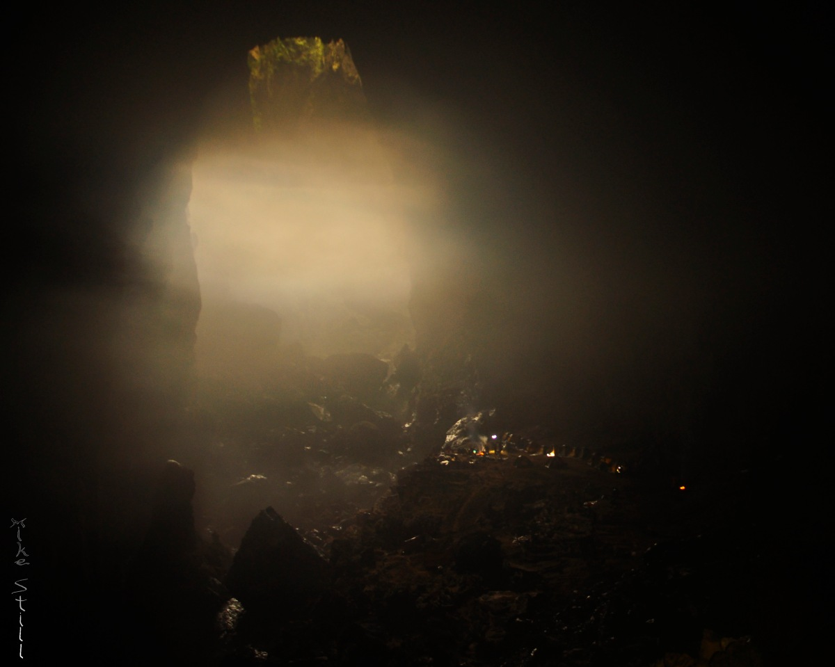 Son Doong Day 2 - Jungle & Descent