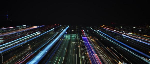 Zoom burst of Seoul from Bukaksan