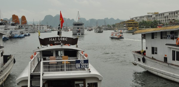 Ha Long Bay - Castaway