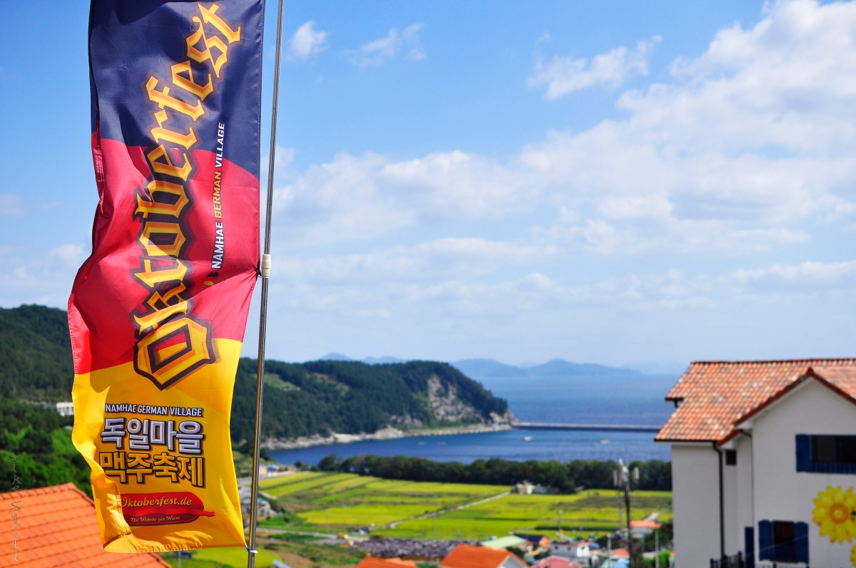 Korean Oktoberfest on Namhae Island - Seoul Hiking Group
