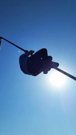 Saryangdo Cable Climb