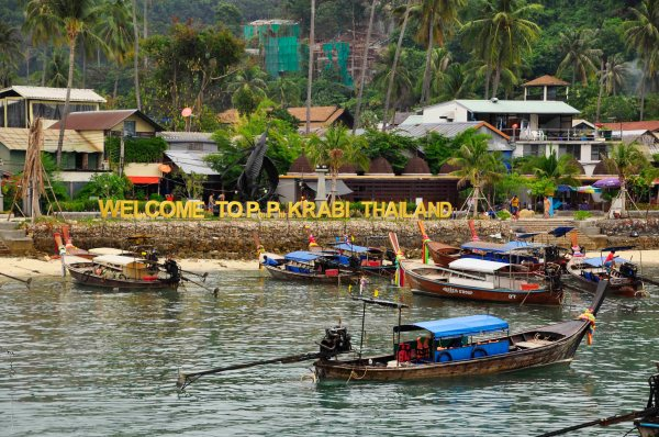 Welcome to Phi Phi, Krabi, Thailand