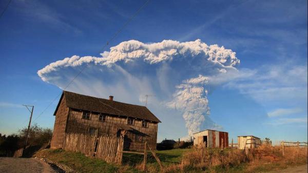Calbuco Volcano, Diego Main