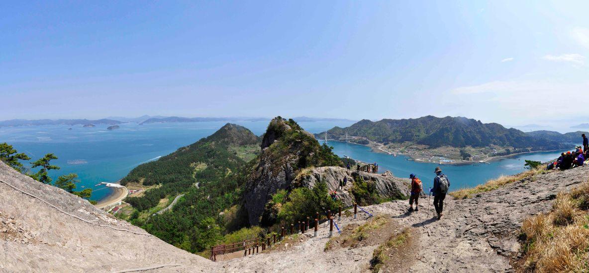 Saryangdo Panorama 2