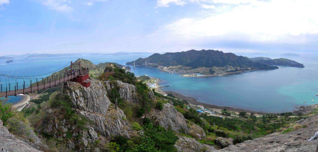 Saryangdo Panorama 3