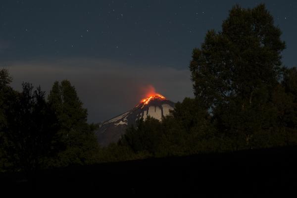 Vilarica Volcano March 2015